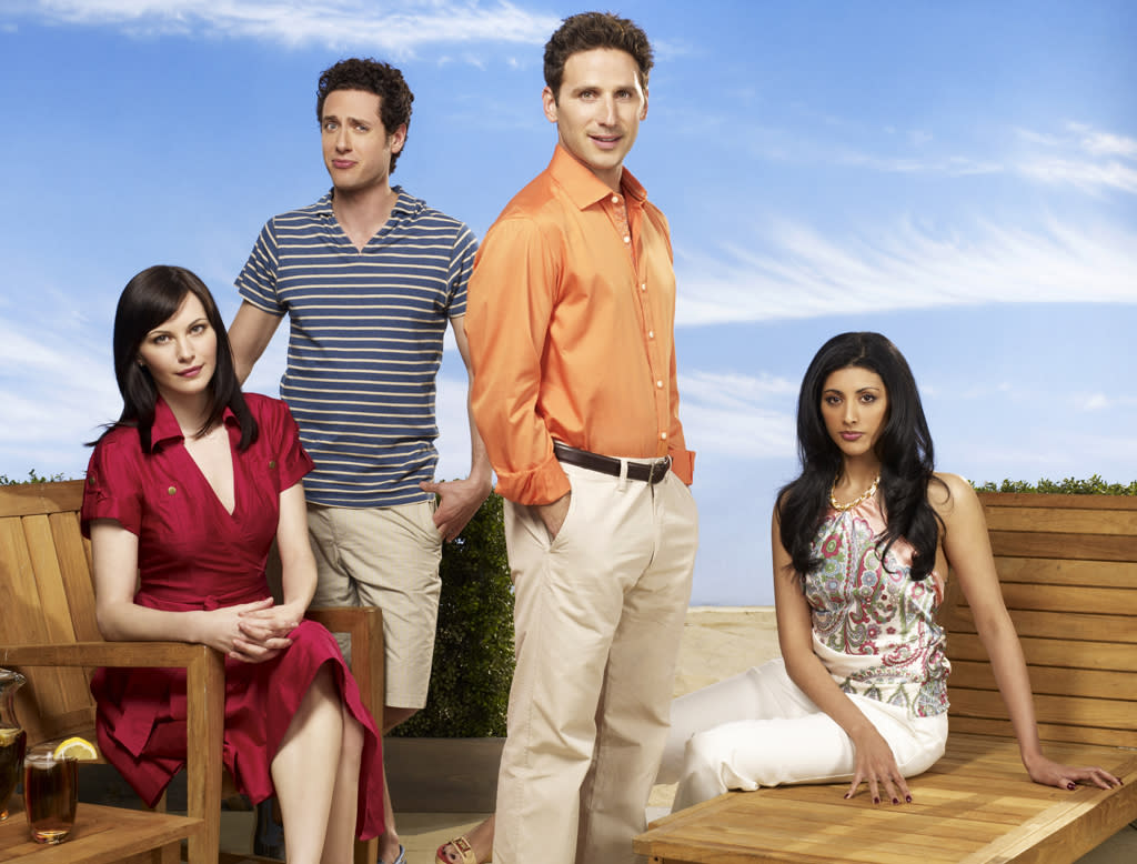 "<p><b>""Royal Pains"" (USA)</b><br> <br><b>Returns June 6</b> <br> <br>HankMed returns to help more rich people get medical care without having to deal with the horrors of an actual hospital. The brothers will apparently continue to butt heads about the future of HankMed and will add Ben Shenkman (of ""Drop Dead Diva"") as their latest hire.</p>"