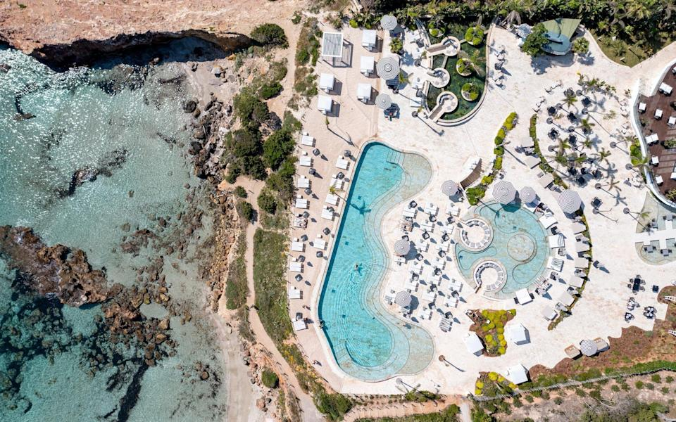 The Balearic islands are currently on the amber list - Bav Media