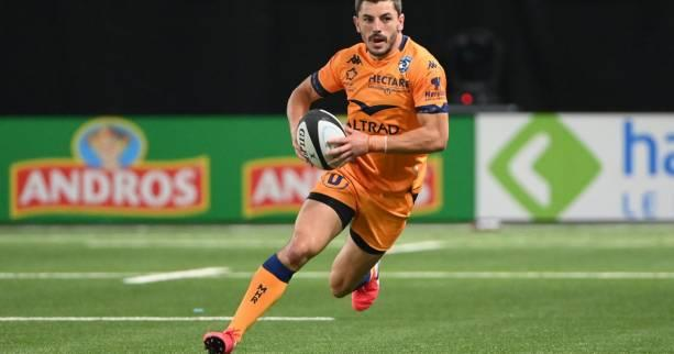 Rugby - Top 14 - MHR - Montpellier: Anthony Bouthier prend l'ouverture face à Toulon