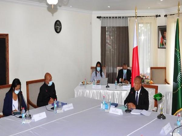 As many as 18 MoUs are under discussion between India and Madagascar