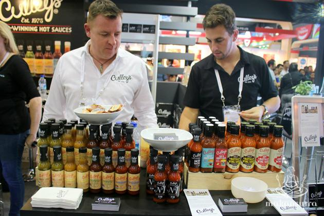 Culley's Hot Sauces