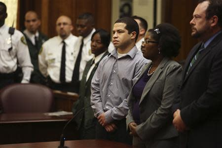 Eric Rivera Jr. is found guilty of second degree murder in the death of Sean Taylor in Miami