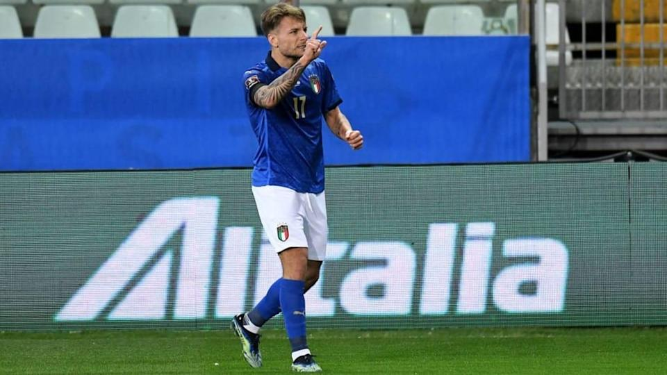Immobile esulta | Alessandro Sabattini/Getty Images