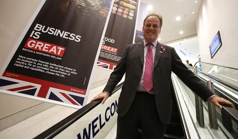 Ban on Financial Times journalist Victor Mallet entering Hong Kong risks undermining business confidence, British minister warns