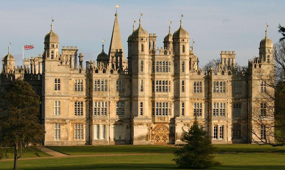 Photo credit: Burghley House