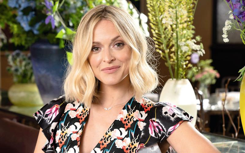 Fearne Cotton - Andrew Crowley