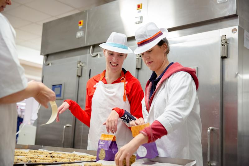 Equestrian star Christiansen helping to promote Sainsbury's as the longest-standing supporter of ParalympicsGB and a champion of inclusive sport for all.