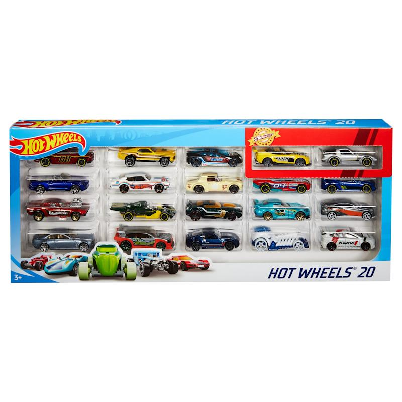 Hot Wheels 20-Car Collector Gift Pack (Amazon / Amazon)