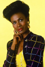 """<div class=""""caption-credit""""> Photo by: NBC</div><b>Vivian Banks on """"The Fresh Prince of Bel-Air</b> <br> While two actresses played Will Smith's """"Aunt Viv"""" on the show, we feel the original, Janet Hubert-Whitten, works her bold '90s wardrobe better and had a cooler hairdo. Either way, both Aunt Vivs owe a hat tip to Clair Huxtable, who lay the foundation for her totally fly style and sassy attitude. <br>"""