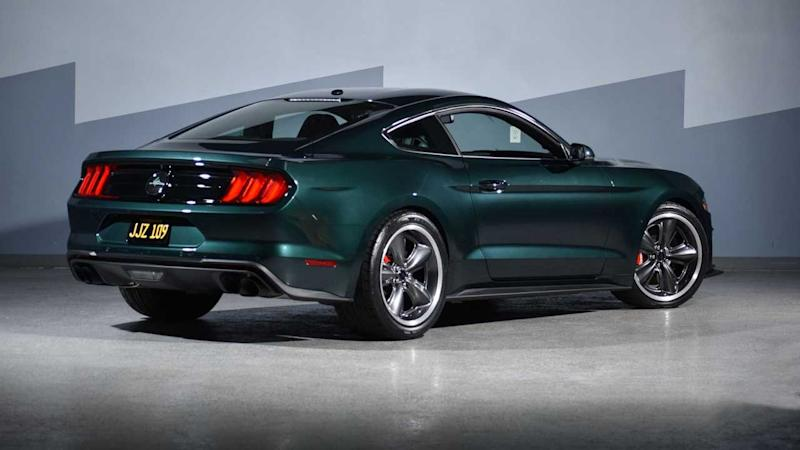 Steeda-Tuned 2019 Ford Mustang Bullitt Packs 775 HP