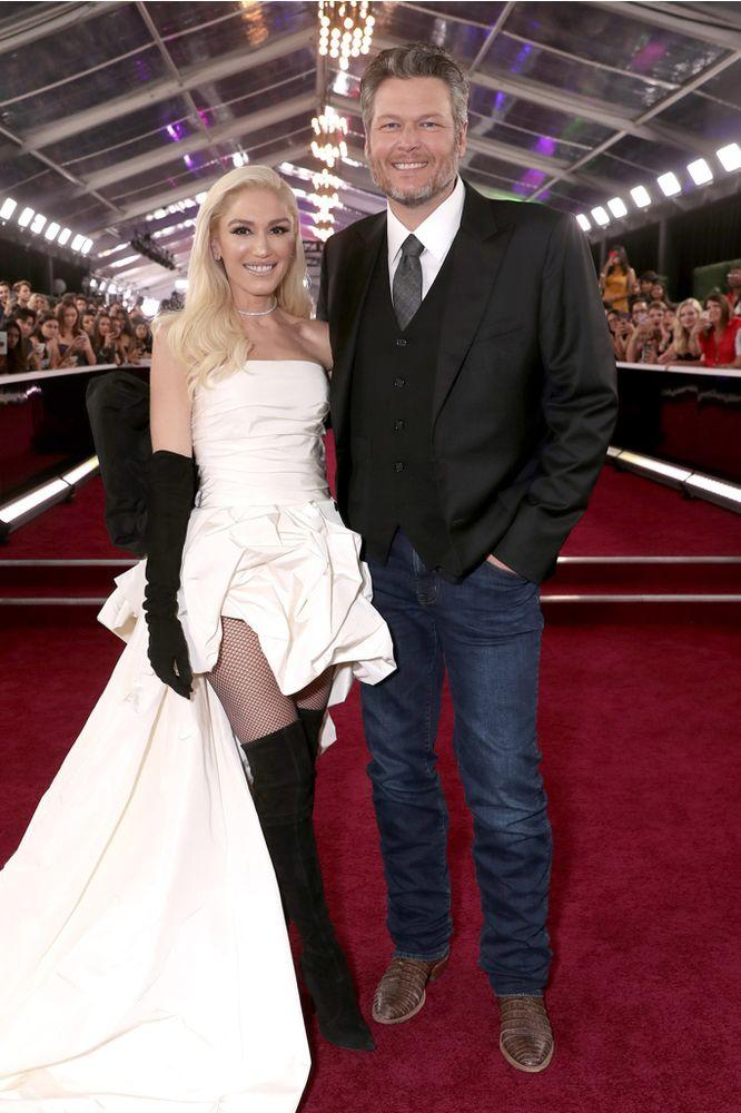 Gwen Stefani and Blake Shelton | Todd Williamson/Getty Images