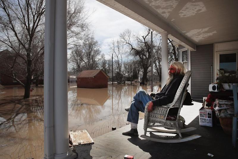 The Missouri River Is Just Going to Keep On Flooding