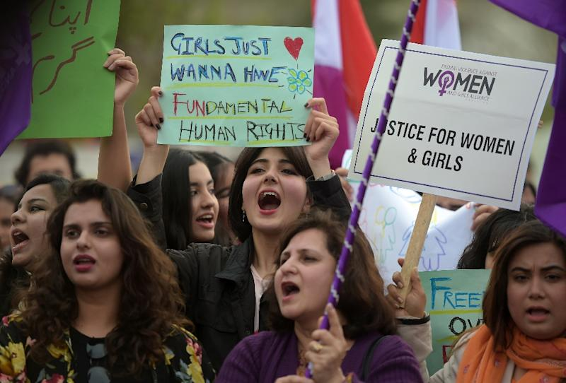 Activists have long fought for rights for women in deeply conservative Muslim Pakistan
