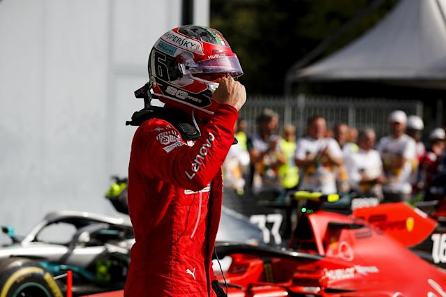 Leclerc tried to be on 'limit of acceptable' racing