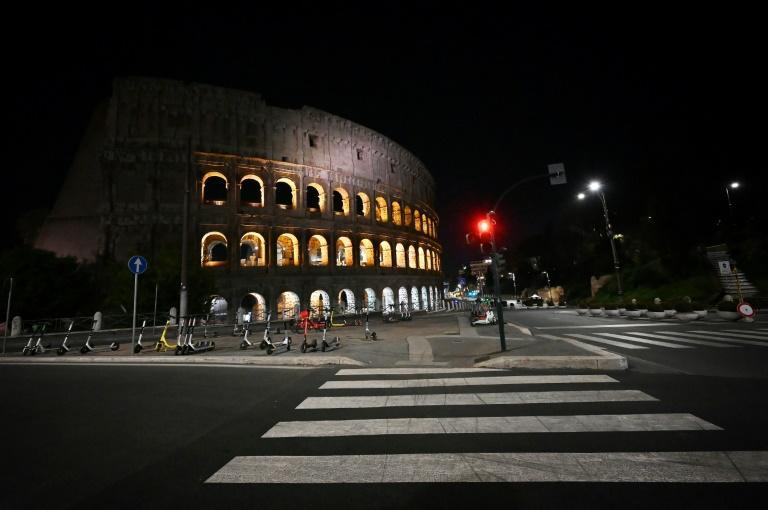 Italy has declared a national night-time curfew to combat the virus