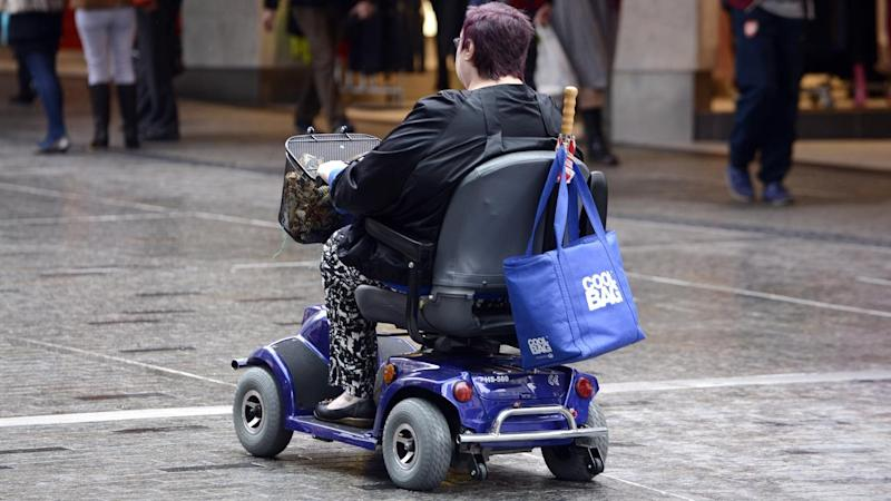 DISABILITY STOCK