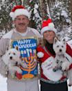 """<div class=""""caption-credit""""> Photo by: Rock Your Ugly Christmas Sweater</div>Happy Hanukkah!"""