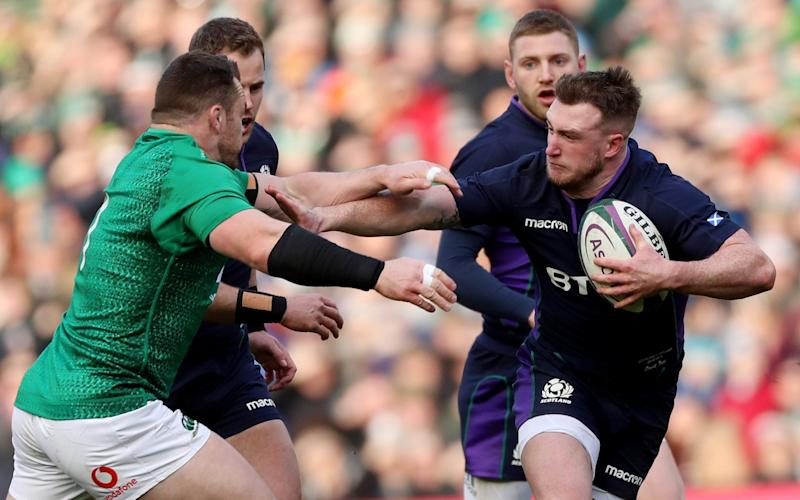 Can Scotland pull off an upset and beat Ireland in Dublin? - Action Images via Reuters