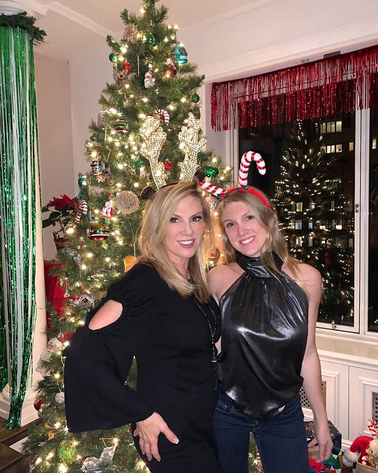 The <em>RHONY</em> star still looks fabulous with her daughter — who is now in her 20s(!) but still loves matching with her mama — by her side.
