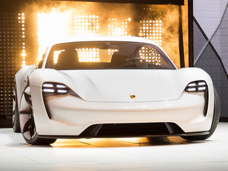 Porsche Aiming To Sell Mission E Electric Cars A Year