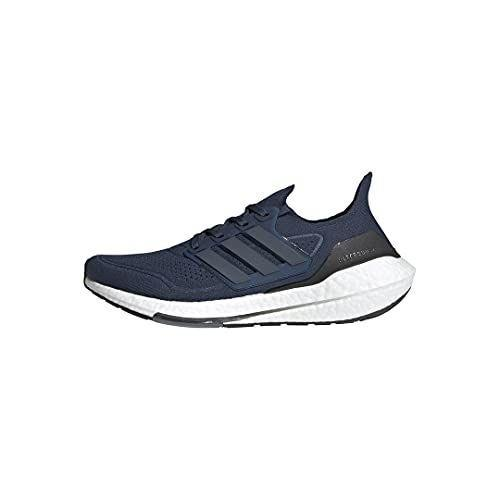 """<p><strong>adidas</strong></p><p>amazon.com</p><p><strong>$149.98</strong></p><p><a href=""""https://www.amazon.com/dp/B08CYDW2H3?tag=syn-yahoo-20&ascsubtag=%5Bartid%7C10054.g.36791822%5Bsrc%7Cyahoo-us"""" rel=""""nofollow noopener"""" target=""""_blank"""" data-ylk=""""slk:BUY IT HERE"""" class=""""link rapid-noclick-resp"""">BUY IT HERE</a></p><p>Made with Adidas' responsive Boost cushioning, this pair will literally add a pep to your step. It's not every day we spot Ultraboosts on sale, so this is your chance to buy the coveted pair for less.</p>"""