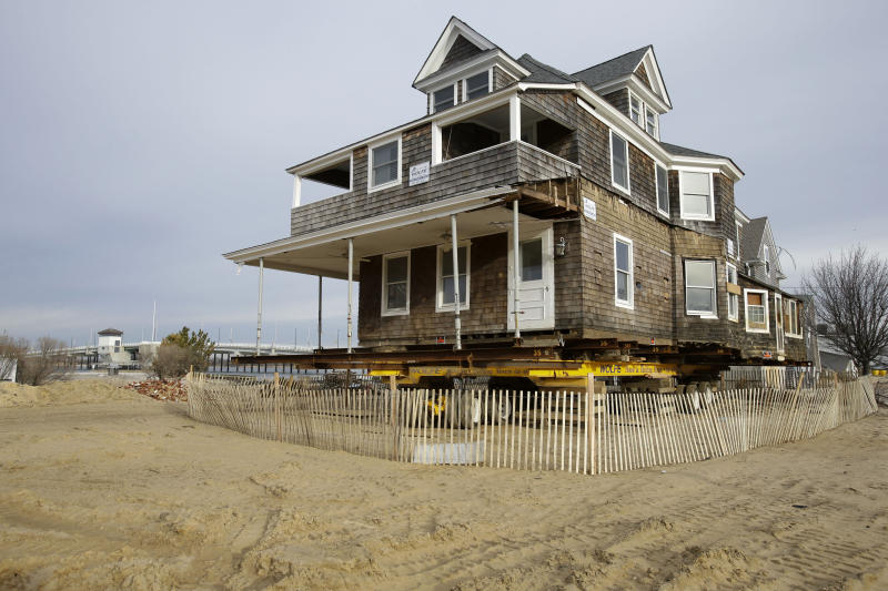 NJ Sandy milestone: Last shuttered town reopens