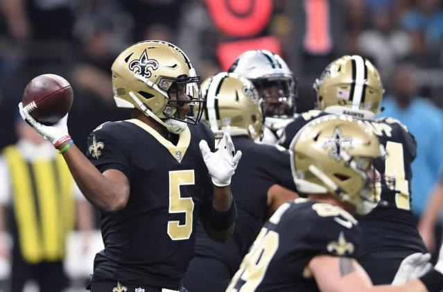 NFL TV Schedule 2019: What time, channel is New Orleans Saints vs. Seattle Seahawks? (9/22/19) Live stream, betting line