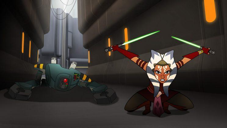Ahsoka Tano Star Wars Forces of Destiny