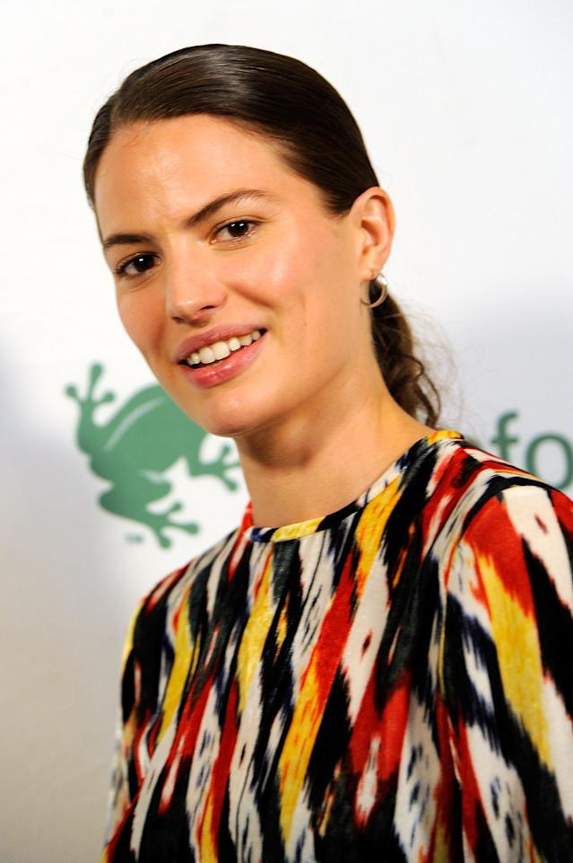 Model Cameron Russell has launched an Instagram campaign to combat sexual abuse in the modeling industry. (Photo: Getty Images)