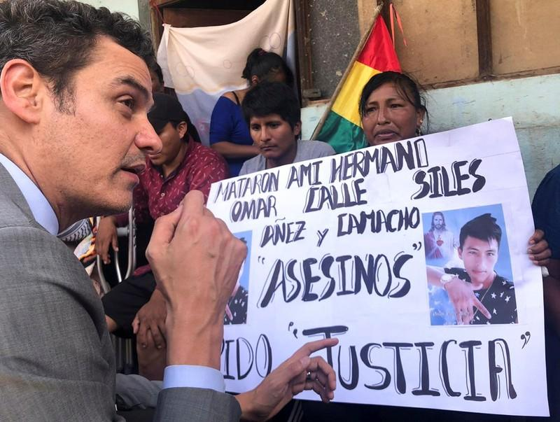 Human rights violations in Bolivia merit outside probe - Americas commission head