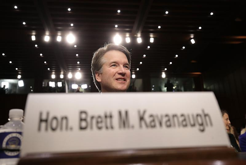Brett Kavanaugh Accused of Sexual Misconduct by Second Woman