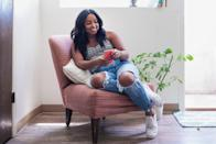 <p>Find an accountability partner for workouts, healthy eating, and daily motivation, which can help boost your confidence, Freeman said. Check in with them every day to help each other stay on track. </p>