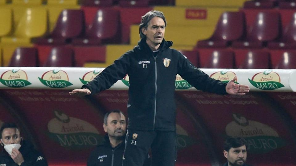 Filippo Inzaghi | Giuseppe Bellini/Getty Images