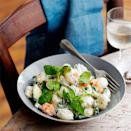 """<p>This luxurious sauce would be delicious with any kind of cooked pasta.</p><p><strong>Recipe: <a href=""""https://www.goodhousekeeping.com/uk/food/recipes/a537047/smoked-salmon-gnocchi/"""" rel=""""nofollow noopener"""" target=""""_blank"""" data-ylk=""""slk:Smoked Salmon Gnocchi"""" class=""""link rapid-noclick-resp"""">Smoked Salmon Gnocchi</a></strong></p>"""