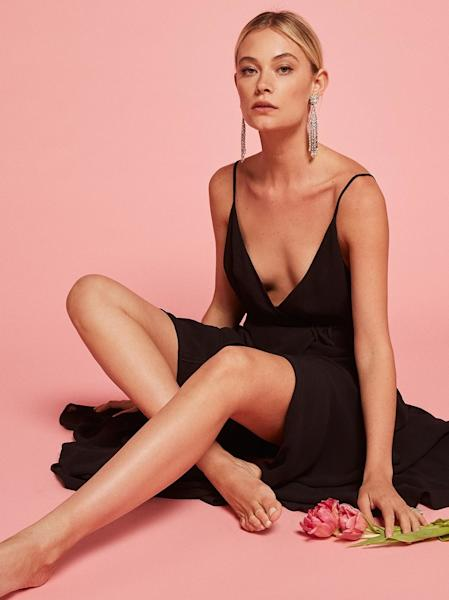 Cult-favorite clothing brand Reformation debuted its latest wedding collection that includes both chic wedding and bridesmaids dresses.