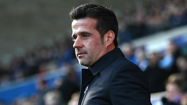 "Following criticism from Sam Allardyce, current Everton boss Marco Silva said his predecessor was ""not worth listening to""."