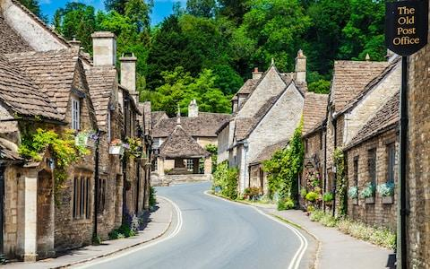 Cotswolds - Credit: getty