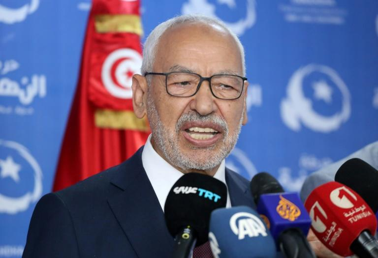 Rached Ghannouchi, the veteran leader of Tunisia's Islamist-inspired Ennahdha party, has never run for office
