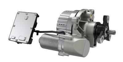 BorgWarner is expanding into the fast-growing small premium SUV segment with its GenV all-wheel drive coupling.