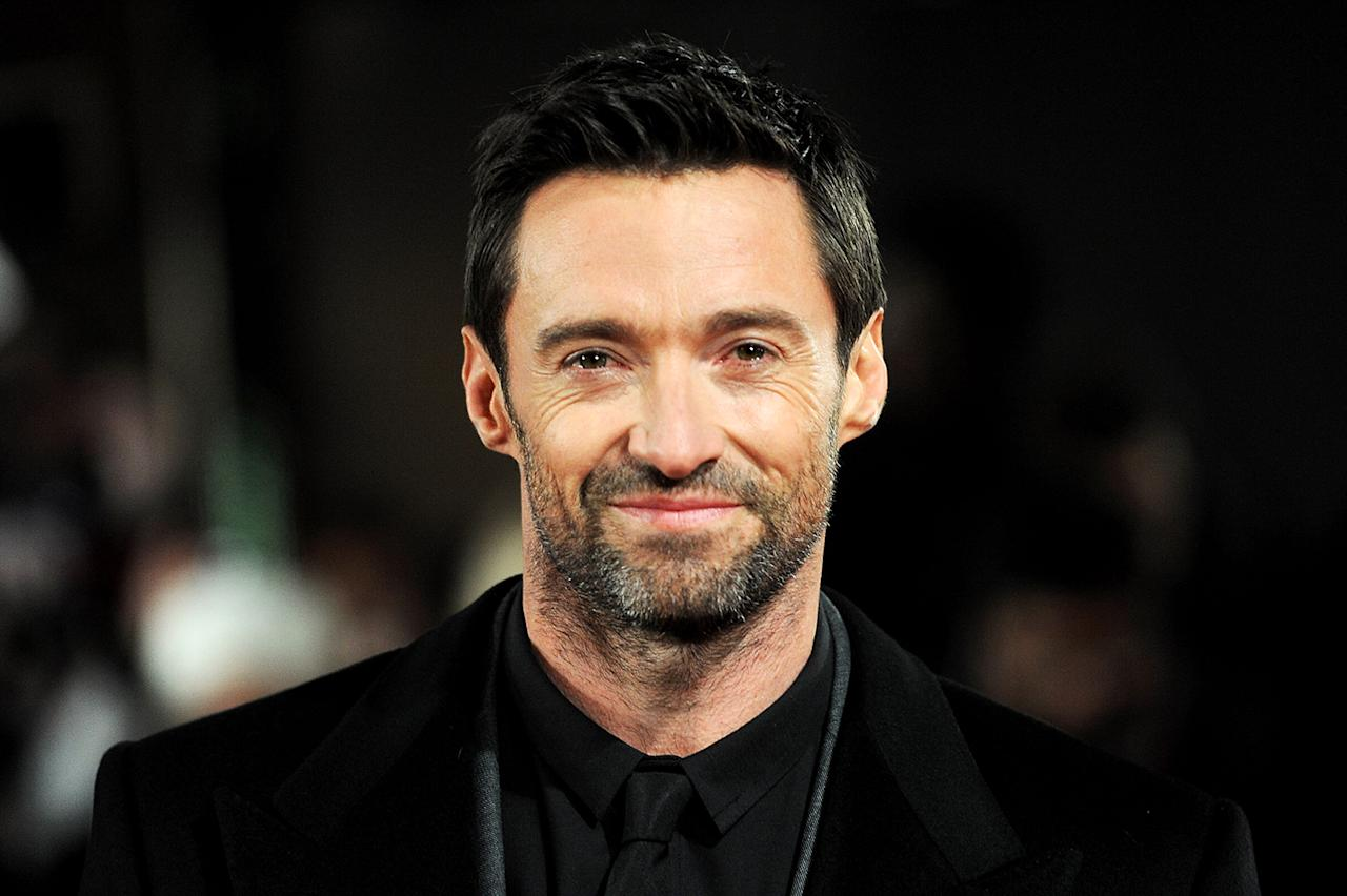 """Les Misérables"" star Hugh Jackman hits hard times in the film."