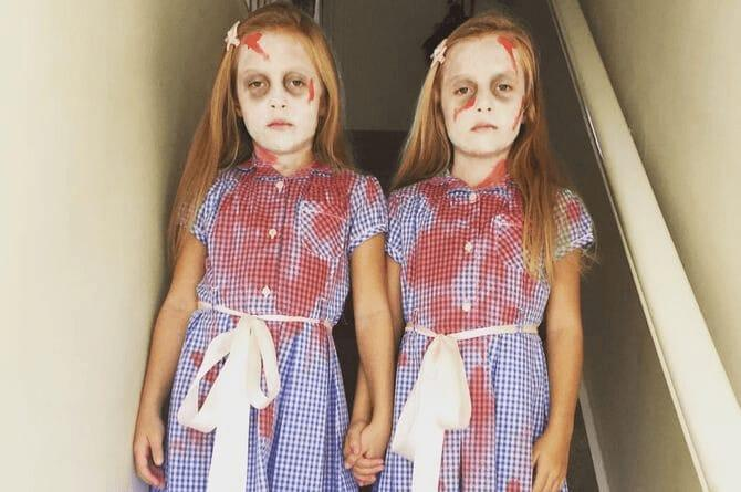 Halloween Costume Ideas For Twins: The Shining