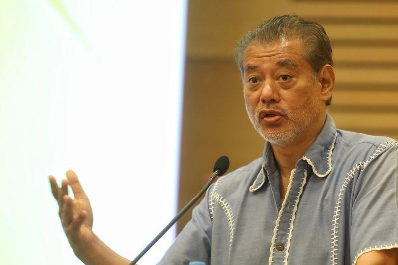 Prof Jomo Kwame Sundaram said Malaysia should chart its own path when it comes to finding the right formula for good governance. ― Picture by Saw Siow Feng