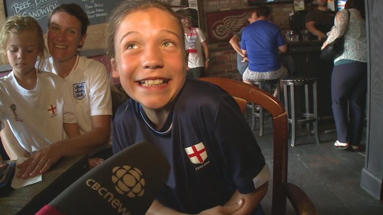 Windsor's England supporters crushed to see Croatia win World Cup semifinal