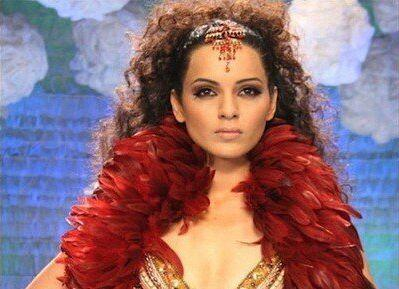 Kangana Ranaut in 'Fashion'. (Photo: )