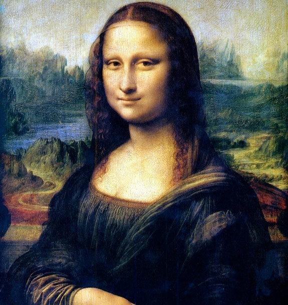 Lurking Beneath the 'Mona Lisa' May Be the Real One
