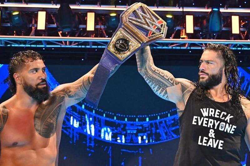 WWE: Roman Reigns to Be the Next Brock Lesnar?