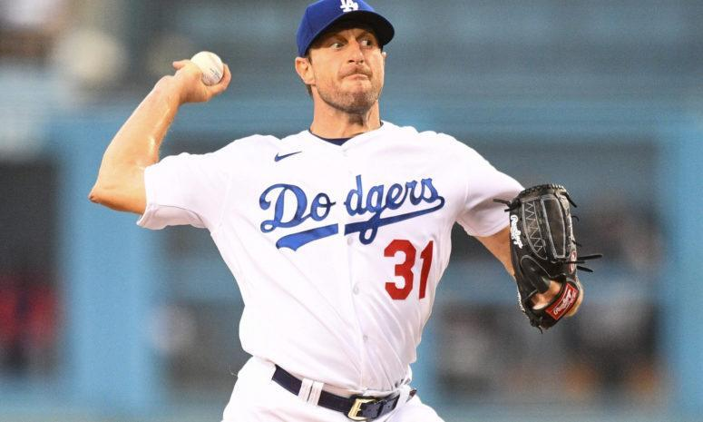 MLB: AUG 04 Astros at Dodgers