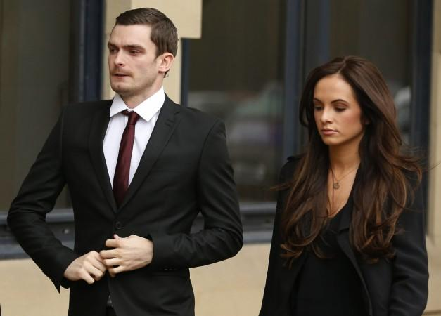 adam johnson, soccer player adam johnson, johnson convicted for trying to rape a minor