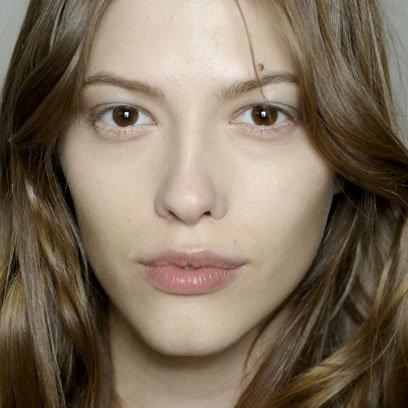 Theyskens Theory AW12: Tousled Hair