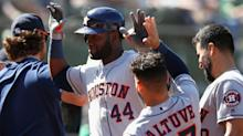 Astros insider: Yordan Álvarez's adjustments pay off